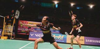 Wish Lai Pei Jing/Tan Kian Meng best of luck in Chinese Taipei Open final. (photo: AFP)