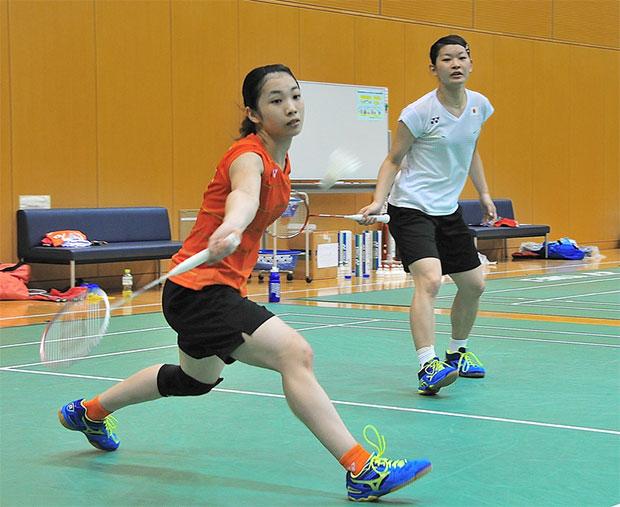 Misaki Matsutomo and Ayaka Takahashi are eyeing for Olympic gold in Rio. (photo: Yoshiaki Miura)
