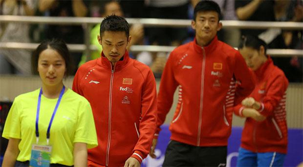 Lin Dan, Chen Long