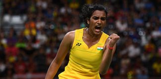 Wish P.V Sindhu best of luck in the women's singles final at Rio Olympics. (photo: AFP)