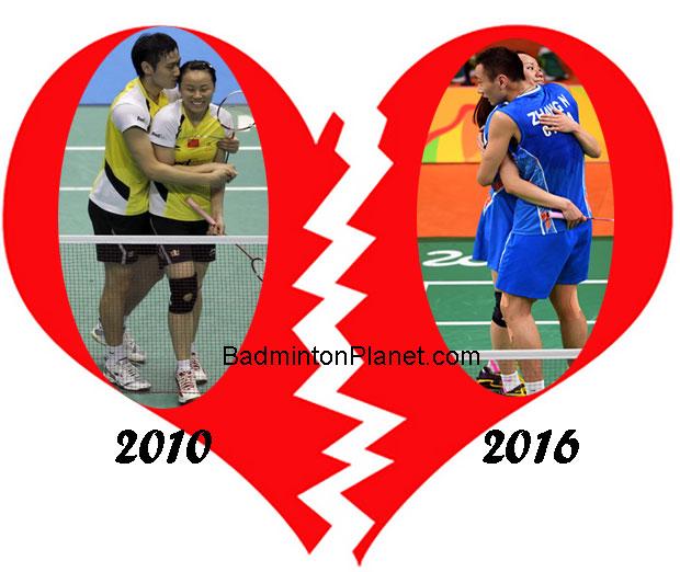 Zhao Yunlei and Zhang Nan split.