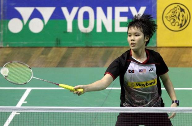 Congratulations to Goh Jin Wei for winning the Kedah Open.