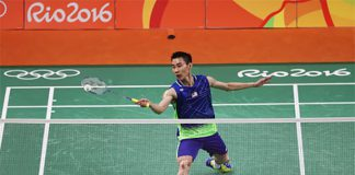Lee Chong Wei receives a relatively good draw for the 2016 Japan Open. (photo: AFP)