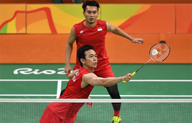 Mohammad Ahsan/Hendra Setiawan, we are going to miss you guys so much. (photo: AFP)