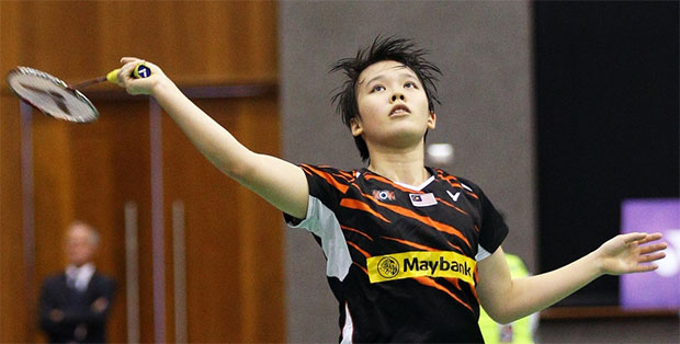 Good luck to Goh Jin Wei in the 2016 Indonesian Masters.
