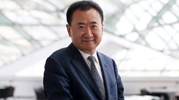 Wang Jianlin is the richest man in China.
