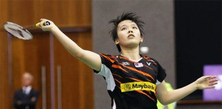 Best of luck to Goh Jin Wei in the 2016 Thailand Open quarter-finals. (photo: BWF)