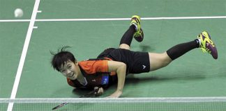 Goh Jin Wei needs to stay focused in the 2016 Thailand Open GPG. (photo: AP)