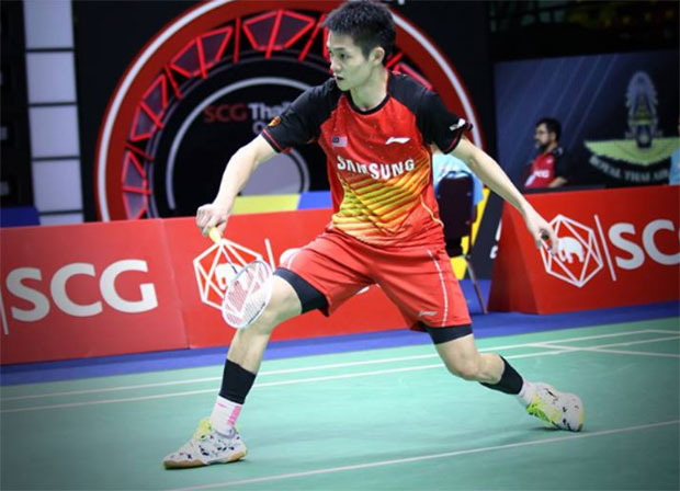 Daren Liew could restart his career through Taiwan Masters. (photo: Granular)