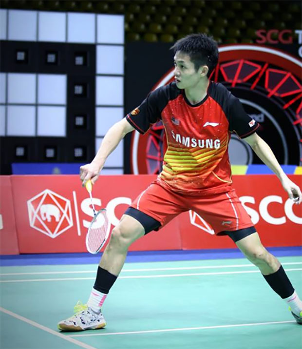 Daren Liew is one win away from his first title as a professional player. (photo: Granular)