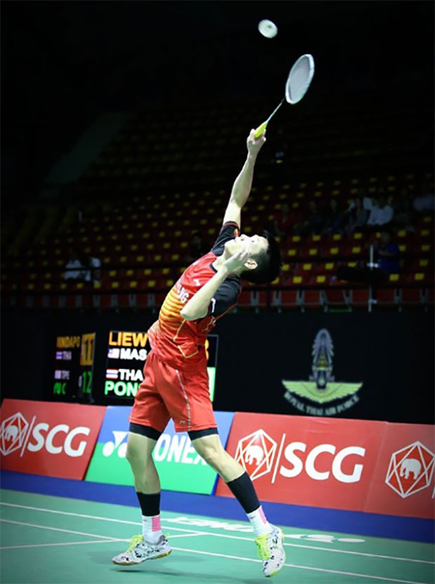 Wish Daren Liew a fast recovery on his shoulder. (photo: Granular)