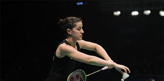 Carolina Marin probably need more time to get back to peak form after the Rio Olympics.
