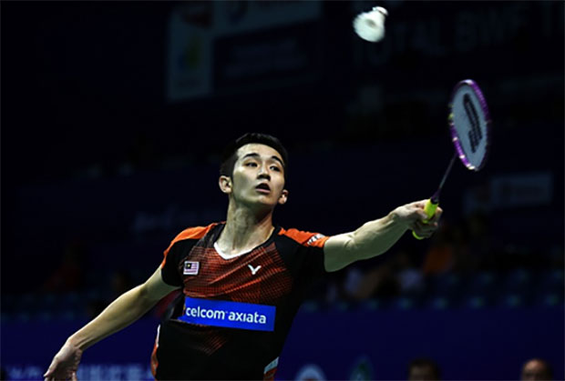 Wish Chong Wei Feng best of luck at the 2016 French Open Superseries in Paris.