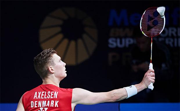 Viktor Axelsen's recent run of poor form is worrying. (photo: AP)