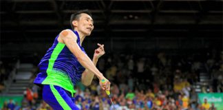 Hope Lee Chong Wei gets to feel better soon. (photo: AFP)