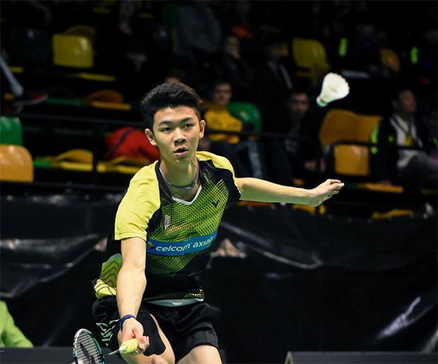 11 12 2016 badminton news Lee Zii Jia