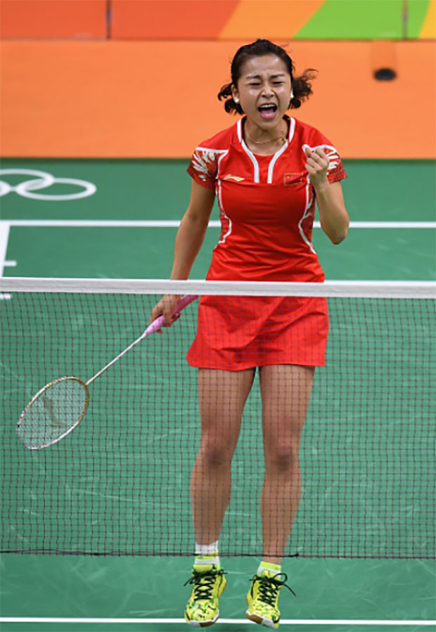 Wishing Ma Jin the best in her retirement! (photo: BWF)