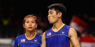 Are Chan Peng Soon/Goh Liu Ying really good enough to live up to their billing as the Olympic silver medalists? (photo: AP)