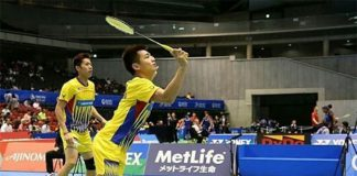Goh V Shem/Tan Wee Kiong need to play better if they want to beat Zhang Nan/Liu Cheng of China in the second round of the 2016 Hong Kong Open. (photo: AP)