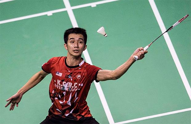 Wish Chong Wei Feng best of luck in the Macau Open quarter-finals. (photo: AP)