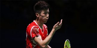 Chen Long decides to end 2016 season early after skipping the Superseries Finals.
