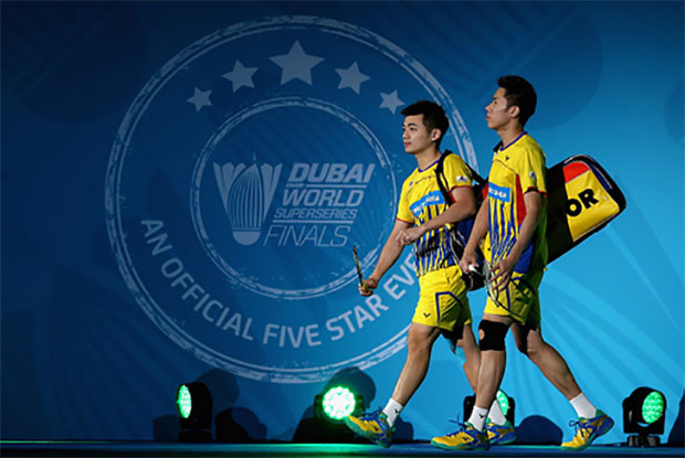 Goh V Shem/Tan Wee Kiong are eyeing their second Superseries title on Sunday. (photo: AFP)
