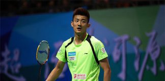 Chen Long remains China Badminton Super League's top box-office star.
