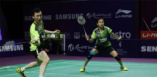 Goh Liu Ying/Yoo Yeon Seong are the must-see attractions for many in the 2016/2017 Purple League. (photo: Purple League)