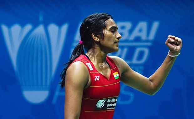 P.V Sindhu to spearhead Chennai Smashers' challenge in the 2017 season of India's Premier Badminton League (PBL). (photo: AFP)