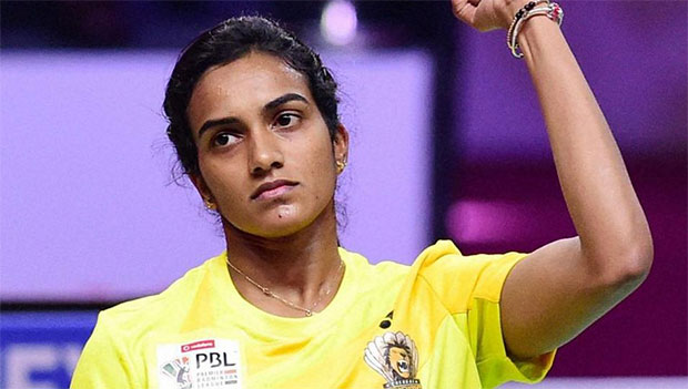 P.V Sindhu is one of the biggest star attractions in the 2017 Premier Badminton League.