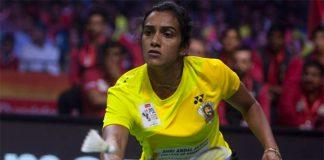 P.V. Sindhu leads Chennai Smashers's bid for its first Premier Badminton League title in the 2017 season. (photo: PTI)