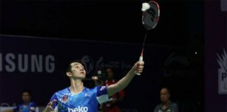 Chong Wei Feng off to a good start at 2017 Malaysia Masters. (photo: Purple League)