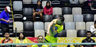 Tan Kian Meng-Lai Pei Jing is a promising young mixed doubles pair from Malaysia.
