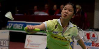 Soniia Cheah is some of the best young women's singles players in Malaysia. (photo: AP)
