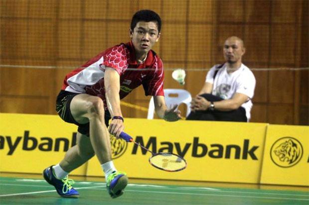 Wish Lee Zii Jia good luck in the Thailand Open semi-final. (photo: AP)