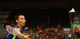 Hope Lee Chong Wei can bounce back stronger than ever after the conflicts with BAM and Morten Frost. (photo: AP)