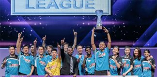 Congratulations to Petaling Jaya BC for winning the 2016/2017 Purple League title. (photo: Asyraf Hamzah)