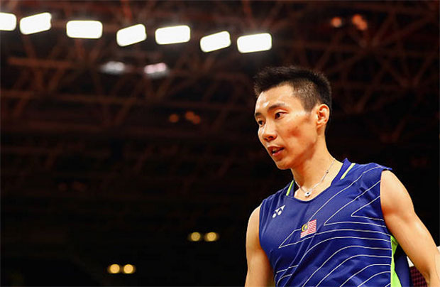 Wish Lee Chong Wei a speedy recovery from his knee injury. (photo: AP)