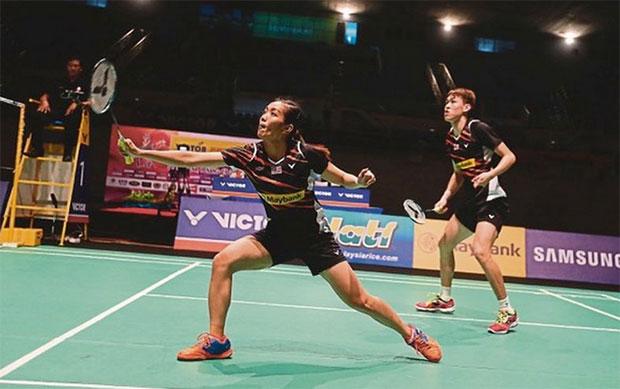 Tan Kian Meng/Lai Pei Jing are the favorites to win the Malaysia National Championships.