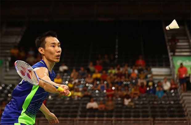 Lee Chong Wei continues to focus on winning his first World Championships title this August. (photo:AP)