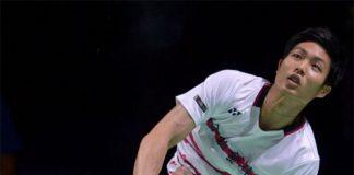 Chou Tien Chen gets a good start in 2017 by winning the German Open. (photo:AP)