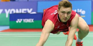 Viktor Axelsen gets his third chance to win the India Open on Sunday. (photo: AP)