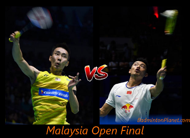 Lee Chong Wei sets up a dream reunion with Lin Dan in the Malaysia Open final. (photo: AFP)