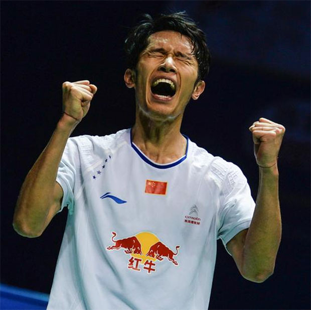 Tian Houwei cements World Championships qualification after winning the China Masters title.