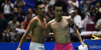 Lee Chong Wei to play Lin Dan in the 2017 Badminton Asia Championships semi-finals.