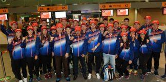 Wish the Malaysian team best of luck in Gold Coast, Australia. (photo: Sinchew)