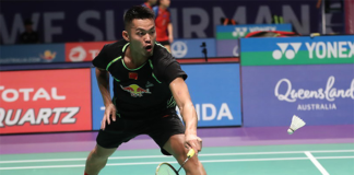 Lin Dan brings stability and strength to China's Sudirman Cup campaigns.