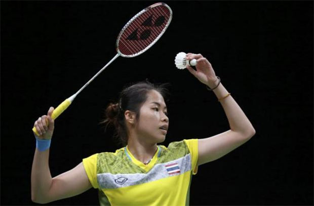 Ratchanok Intanon is the most enthusiastic and reliable of all Thailand players.