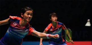 Vivian Hoo/Woon Khe Wei's partnership may be headed toward breaking up. (photo: AP)
