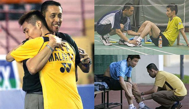 Image result for misbun lee chong wei